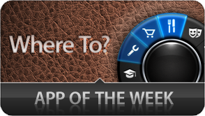 Apple's iPhone App of the Week Badge