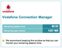 Vodafone.gr Connection Manager