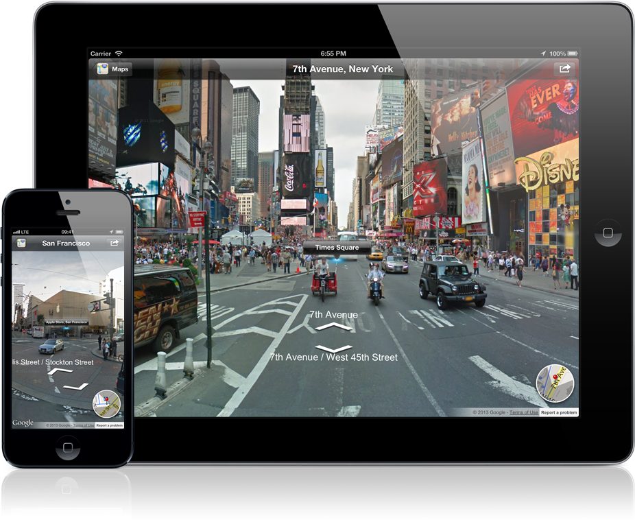 Streets - the Street View app - on iPhone and iPad
