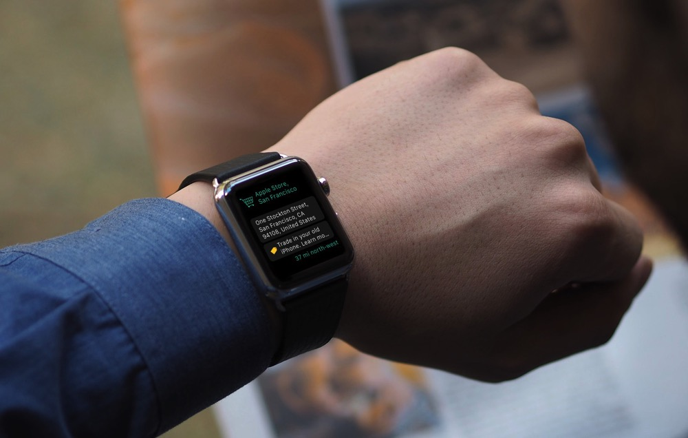 Where To For Apple Watch