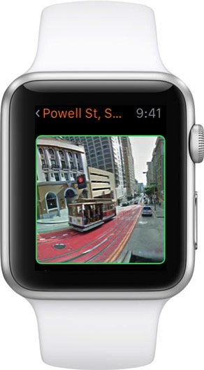 Streets For Apple Watch